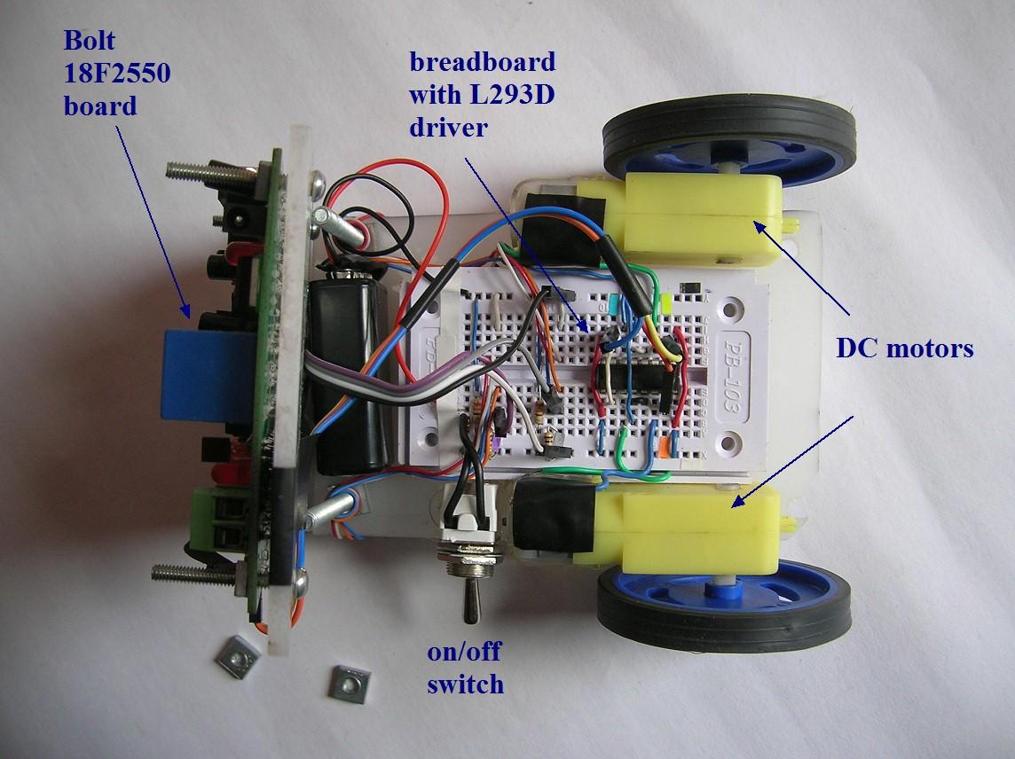Robot Copiador De Movimientos Con Micro Servos y Arduino